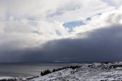 Sosta nazionale di Thingvellir, Islanda Fotografia Stock
