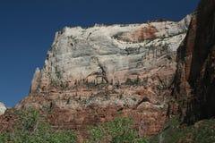 Sosta nazionale di Zion, Utah Fotografia Stock Libera da Diritti
