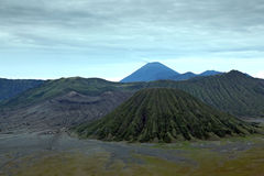 Sosta nazionale Indonesia di Bromo Fotografia Stock