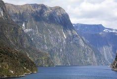 Sosta nazionale in Nuova Zelanda Fotografia Stock