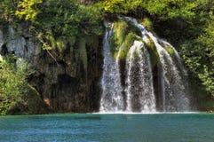 Sosta nazionale Plitvice immagine stock libera da diritti