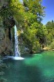 Sosta nazionale Plitvice fotografie stock libere da diritti