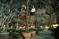 Sosta New York del Bryant Fotografia Stock