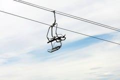Sosta olimpica di Calgary immagini stock