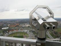 Sosta olimpica a Monaco di Baviera Fotografia Stock