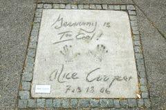Sosta olimpica a Monaco di Baviera Fotografia Stock Libera da Diritti