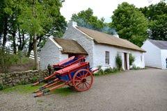 Sosta piega americana di Ulster fotografia stock libera da diritti