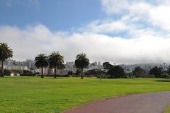 Sosta a San Francisco Immagini Stock