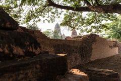 Sosta storica di Ayutthaya Fotografia Stock