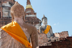 Sosta storica di Ayutthaya Immagini Stock
