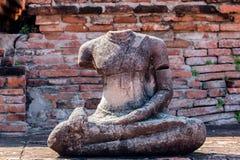 Sosta storica di Ayutthaya Immagine Stock Libera da Diritti