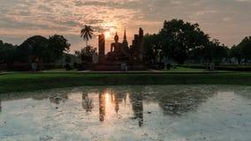Sosta storica di Sukhothai Fotografie Stock Libere da Diritti