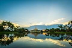 Sosta in Tailandia Fotografia Stock
