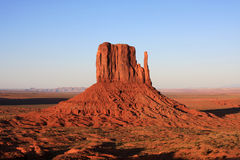 Sosta tribale della valle del monumento, Navajo, Arizona, S.U.A. Immagine Stock Libera da Diritti