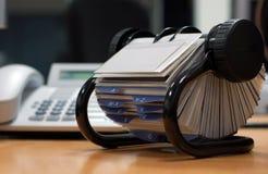 sostenedor de la Asunto-tarjeta Imágenes de archivo libres de regalías