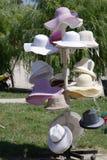Sostenedor del sombrero Fotografía de archivo libre de regalías