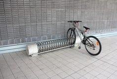 Sostenedor para las bicis Imagenes de archivo
