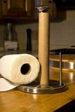 Sostenedor vacío de la toalla de papel Imagen de archivo libre de regalías