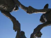 Sostener las patas Imagen de archivo libre de regalías