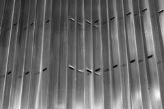 Sostenido abstracto del metal Fotografía de archivo libre de regalías