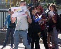 Sostenitore Castro Street delle sabbiatrici Fotografia Stock Libera da Diritti