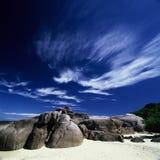 Sostenitore delle nubi. Mare Similan Phang Nga Tha Fotografia Stock