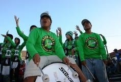 Sostenitori di calcio Immagini Stock Libere da Diritti