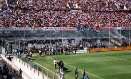 Sostenitori di Juventus fotografia stock