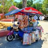 Sotam shoppar Thailand endast Royaltyfri Fotografi