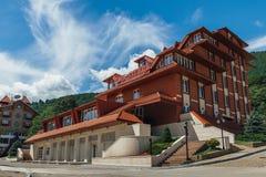 SOTCHI, RUSSIE, LE 12 JUIN 2016 : Hôtel maximal Krasnaya Polyana Photo libre de droits