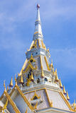 The Sothon temple. Is the Buddhist faith in Thailand royalty free stock photos