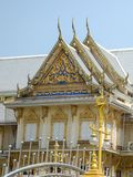 Sothon temple. In chachoengsao thailand royalty free stock photos