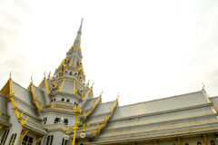 Sothon wararam worawihan temple. Architecture Sothon wararam worawihan temple stock photos