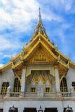 Sothorn寺庙在Chachoengsao泰国 免版税图库摄影