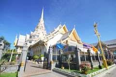 Sothorn temple, Cha Cheng Sao Thailand. Sothorn temple at Cha Cheng Sao Thailand Stock Images
