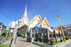 Sothorn temple, Cha Cheng Sao Thailand. Sothorn temple at Cha Cheng Sao Thailand stock images