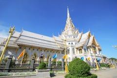 Sothorn temple, Cha Cheng Sao Thailand. Sothorn temple at Cha Cheng Sao Thailand royalty free stock photography