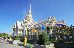Sothorn temple, CHA CHENG SAO Thailand. Sothorn temple at CHA CHENG SAO Thailand Royalty Free Stock Images