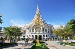 Sothorn temple, CHA CHENG SAO Thailand. Sothorn temple at CHA CHENG SAO Thailand stock image