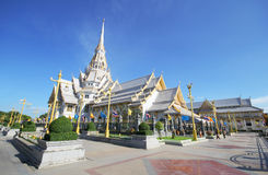 Sothorn temple, CHA CHENG SAO Thailand. Sothorn temple at CHA CHENG SAO Thailand Stock Photography