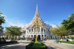 Sothorn temple, CHA CHENG SAO Thailand. Sothorn temple at CHA CHENG SAO Thailand stock photo