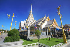 Sothorn temple, Wat Sothorn Thailand Stock Images