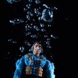 Sotto acqua Immagini Stock Libere da Diritti