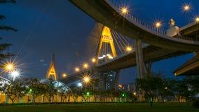 Sotto il ponte Immagini Stock Libere da Diritti