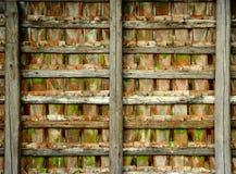 Sotto il tetto Fotografie Stock Libere da Diritti