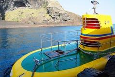 Sottomarino Fotografie Stock