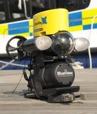 Sottomarino del robot di ROV Fotografie Stock