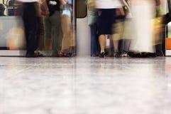 Sottopassaggio Fotografie Stock
