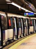 Sottopassaggio di Madrid Immagini Stock