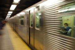 Sottopassaggio di New York Immagini Stock Libere da Diritti